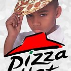 Pizza Hat by Clarkiie »