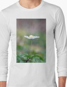 Wood Anemone Long Sleeve T-Shirt