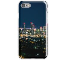 Brisbane Night iPhone Case/Skin