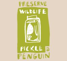 Pickle a Penguin by clootie