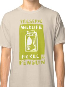 Pickle a Penguin Classic T-Shirt