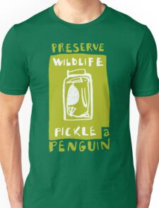 Pickle a Penguin Unisex T-Shirt