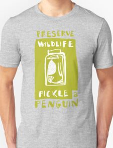 Pickle a Penguin Unisex T-Shirt