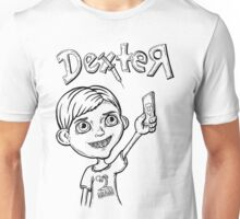 Lil' Dexter  Unisex T-Shirt