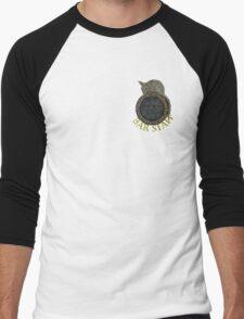 Skyrim- The Winking Skeever Bar Staff Men's Baseball ¾ T-Shirt