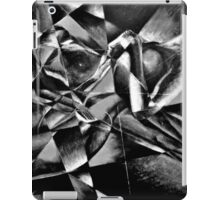 The Models: Black & white iPad Case/Skin