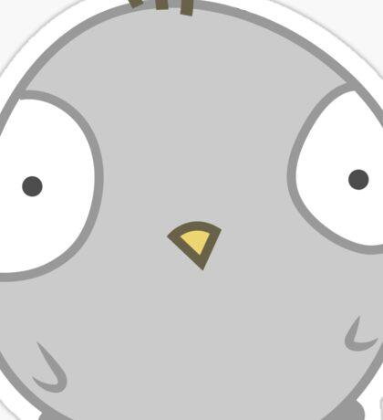 Freddie the Penguin Sticker