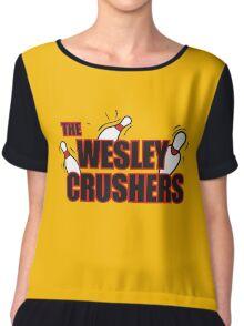 Wesley Crushers Chiffon Top