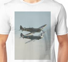 BBMF Spitfires Unisex T-Shirt