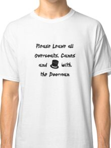 Panic at the Disco lyrics Classic T-Shirt