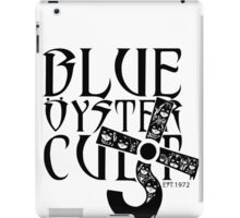Blut Oyster Cult T' iPad Case/Skin