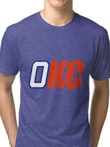 0KC! Tri-blend T-Shirt