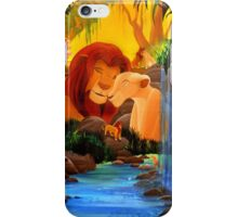 Can you feel the love tonight ? iPhone Case/Skin