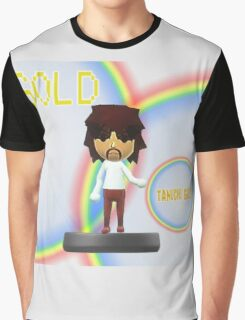 Tanuchi Gold Amiibo Graphic T-Shirt
