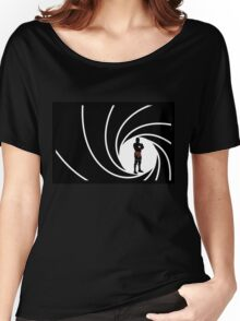 Dean Malenko James Bond Wrestling 007 Women's Relaxed Fit T-Shirt