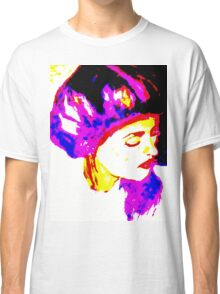 Lady in White: Graphic Classic T-Shirt