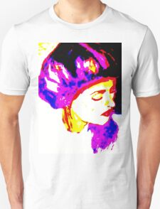 Lady in White: Graphic Unisex T-Shirt