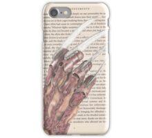 The Stuff of Nightmares iPhone Case/Skin