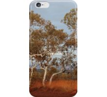 beautiful early morning light by Karijini National Park (sunrise) iPhone Case/Skin