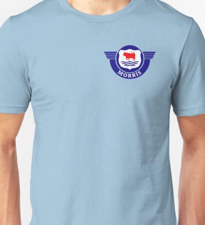The Mighty Morris Cars Logo Unisex T-Shirt