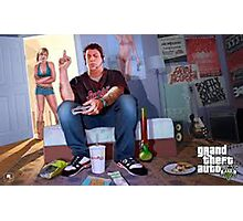 Gta v jimmy Wallpapers Photographic Print
