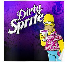 Dirty Sprite Poster