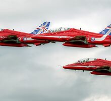 Red Arrows - 50 Display Seasons by © Steve H Clark Photography