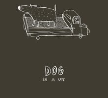 dog in a ute Unisex T-Shirt