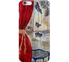 Behind the scenes (Acrobat warm up) iPhone Case/Skin
