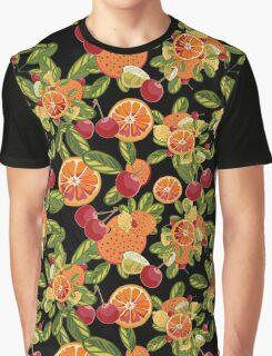 Fruit blast Graphic T-Shirt