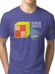 Marzipan Attacks Tri-blend T-Shirt