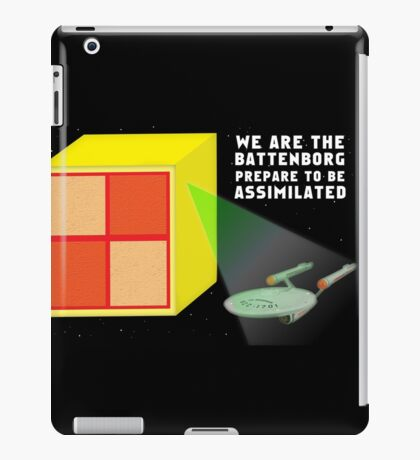 Marzipan Attacks iPad Case/Skin