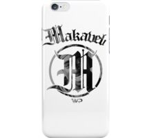 Makaveli 1971 iPhone Case/Skin