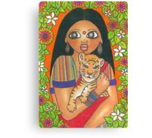 Amar Canvas Print