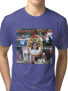 Tommy Wright On The Run Tri-blend T-Shirt