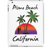 Pismo Beach California iPad Case/Skin