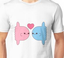 romantic sunfish Unisex T-Shirt