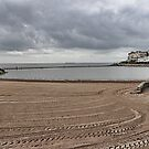 Marine Lake Weston-super-Mare by Avril Harris