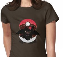 Dragon Egg Womens Fitted T-Shirt
