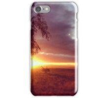 Sunset split, COOMA, NSW iPhone Case/Skin