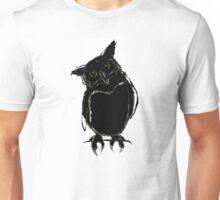 Dark owl Unisex T-Shirt