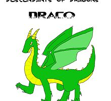 Descendants of Dragons Draco by Mars714