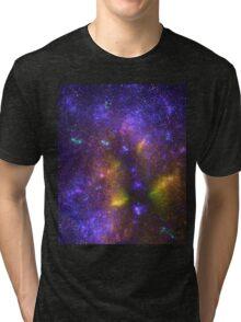 August stars Tri-blend T-Shirt
