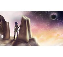 Galactic Explorer Photographic Print