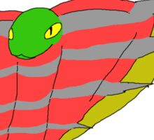 Descendants of Dragons Cobra Dragon Sticker