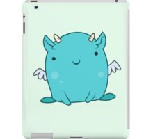Holly the (what squad thinks) is a dragon iPad Case/Skin