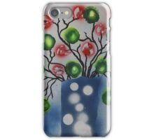 Flora Electronica iPhone Case/Skin