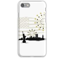 Retro New York iPhone Case/Skin