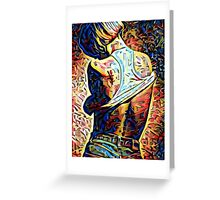 Style 000138 Greeting Card