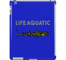 Life Aquatic iPad Case/Skin